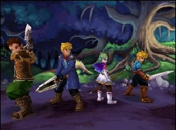 Golden Sun 3DS rom