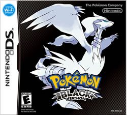 Pokemon Black Version 3DS